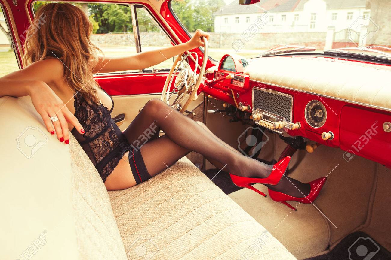Sexy drivers