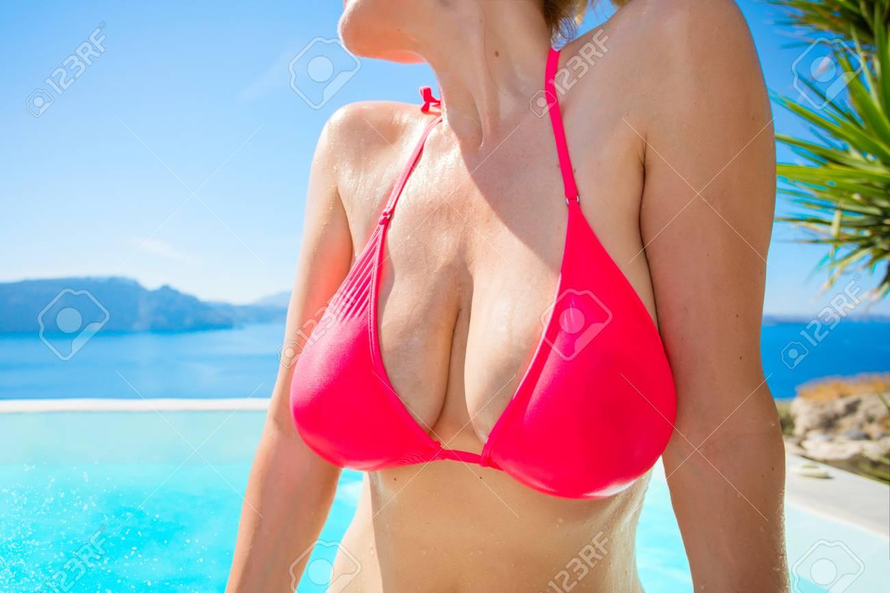 Big Bikini Boobs