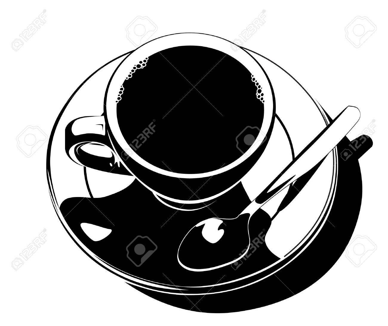 Vector. Coffee cup Stock Vector - 3561135