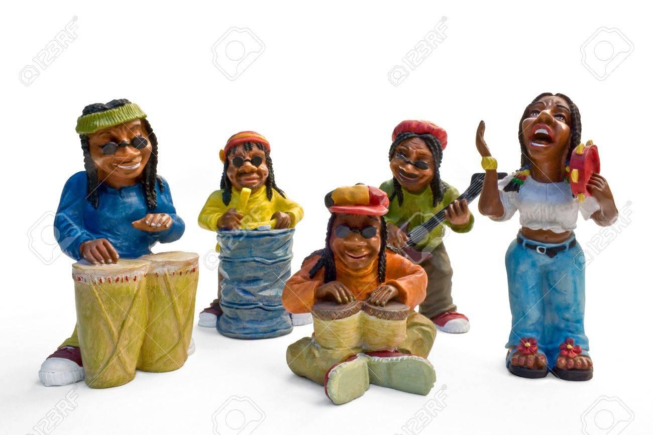 Reggae Music Instruments rastafarian reggae musicians