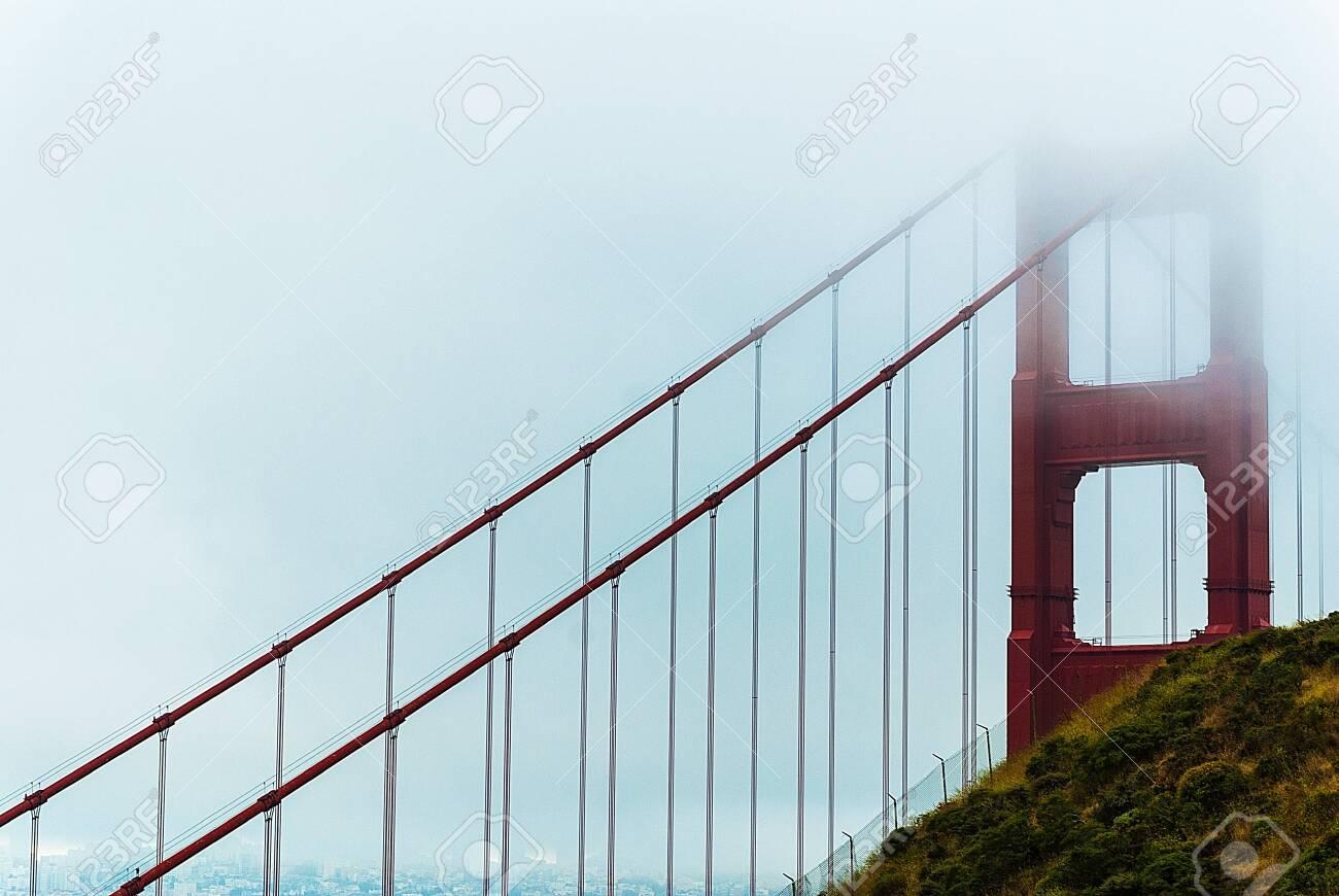 Golden gate bridge - 131895414
