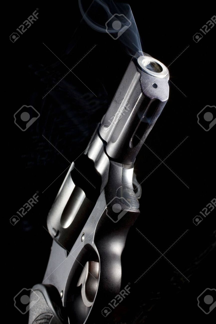 Revolver photography