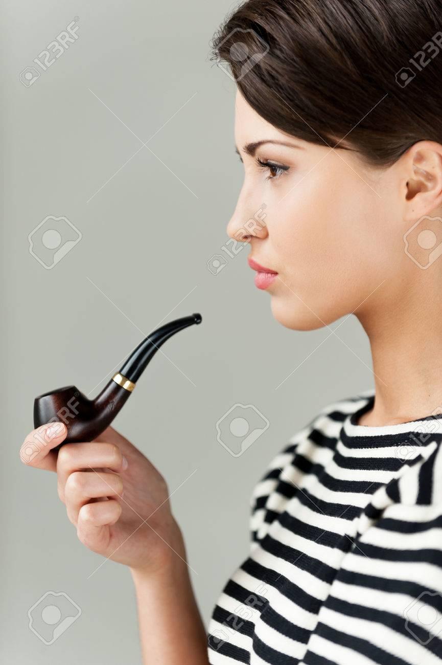 Regarder une pipe