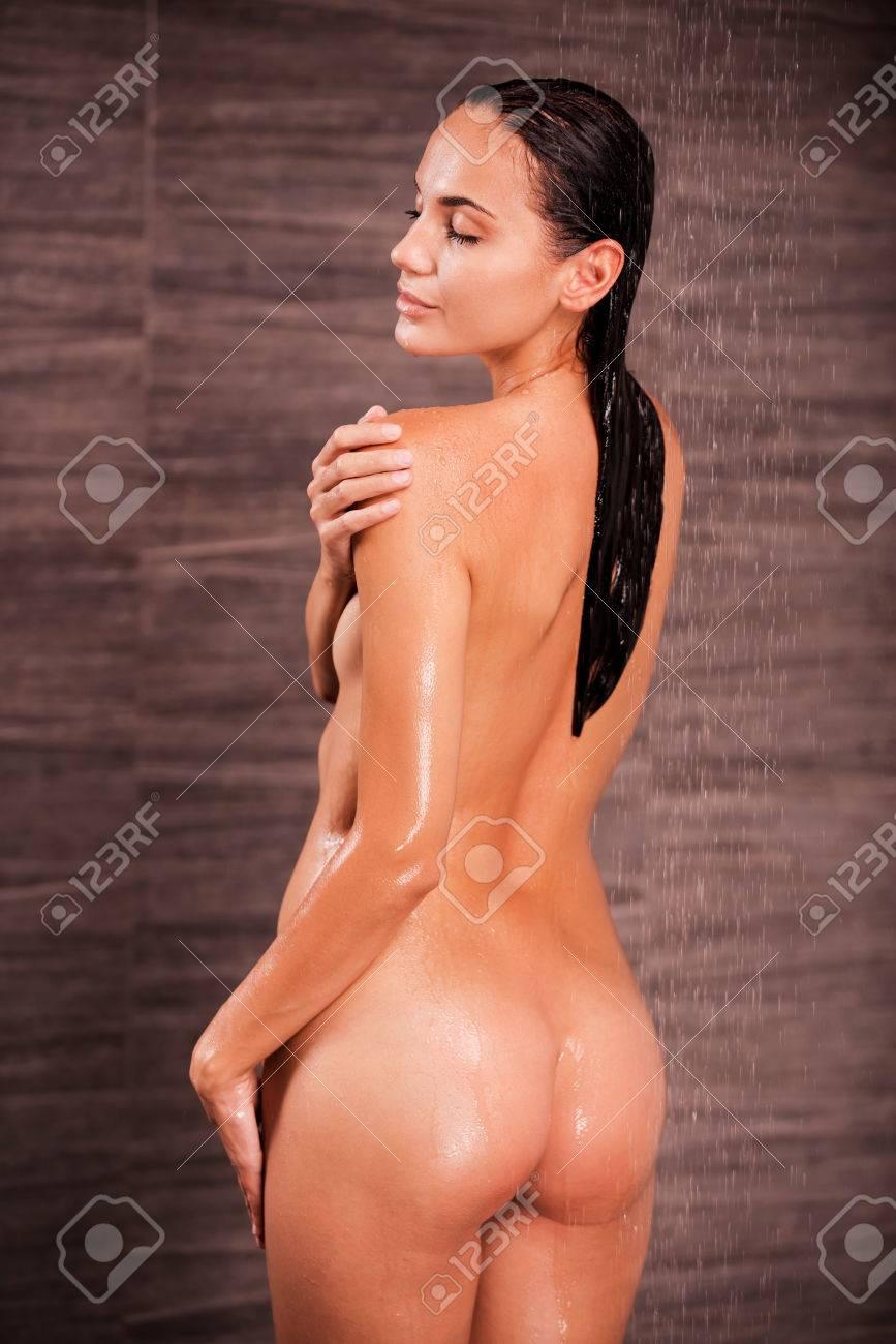 brunette anal porn