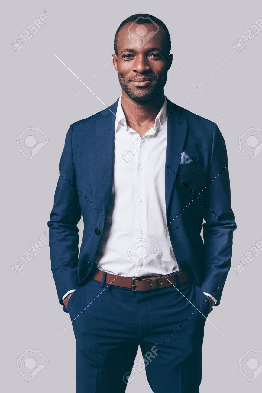 Homme Veste Chic En Et Bel Décontracté Homme Jeune Beau Africain Se pxPgnqatw