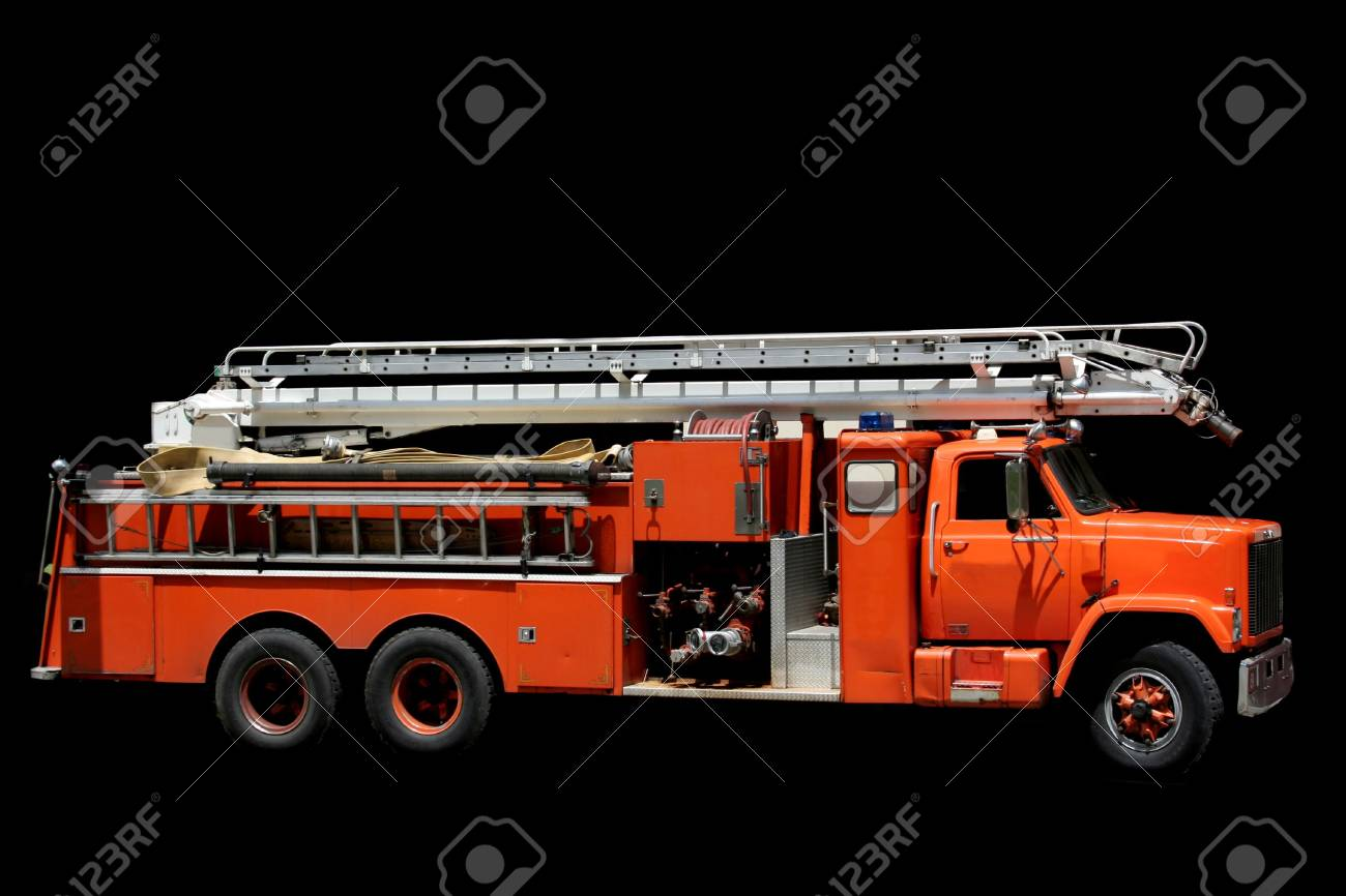 Fire Engine Stock Photo - 1914495