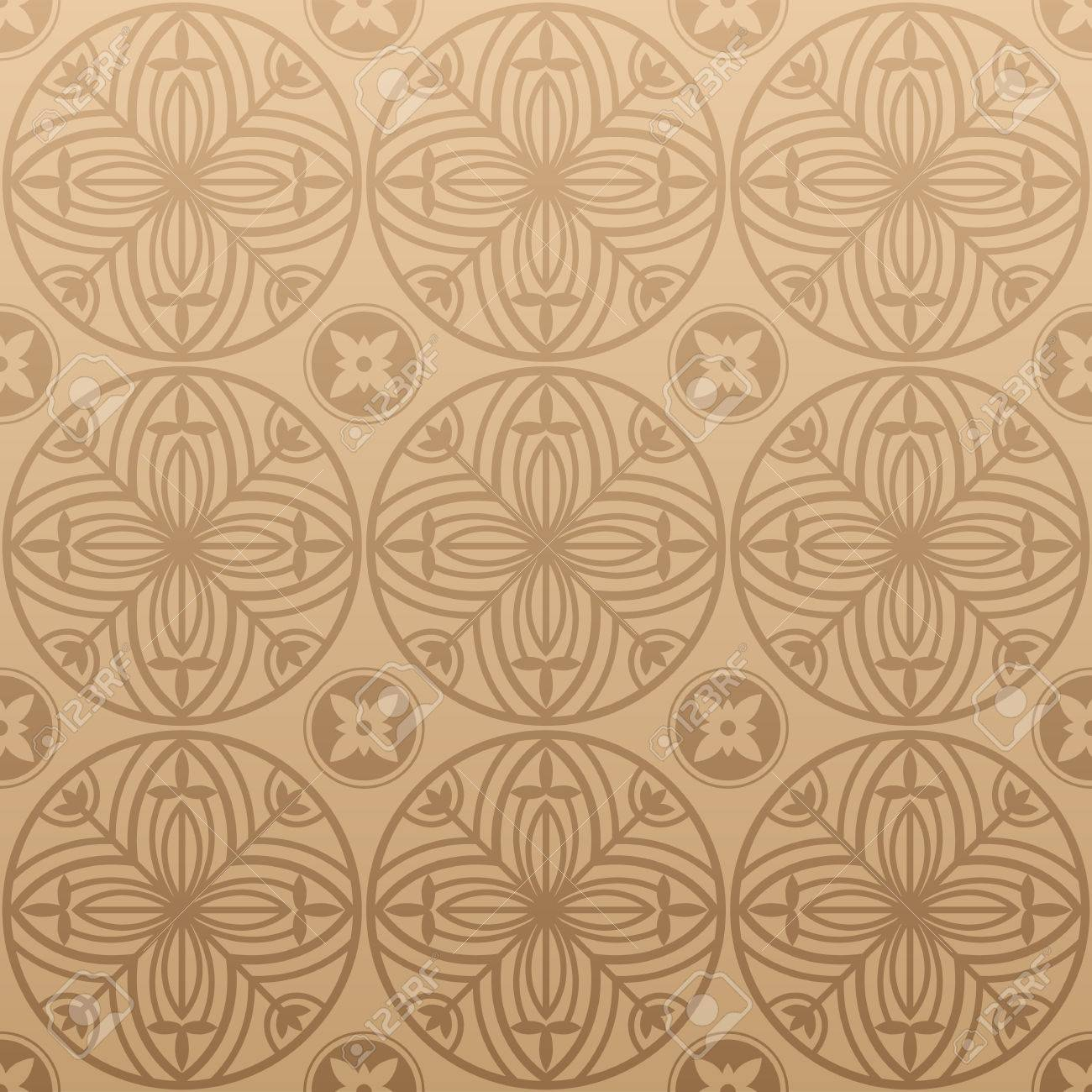 Basque Seamless Background Symbol. Vector Image. Stock Vector - 6032927
