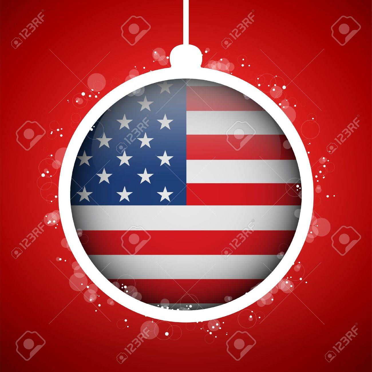 American Flag Hanging Stock Photos & Pictures. Royalty Free ...