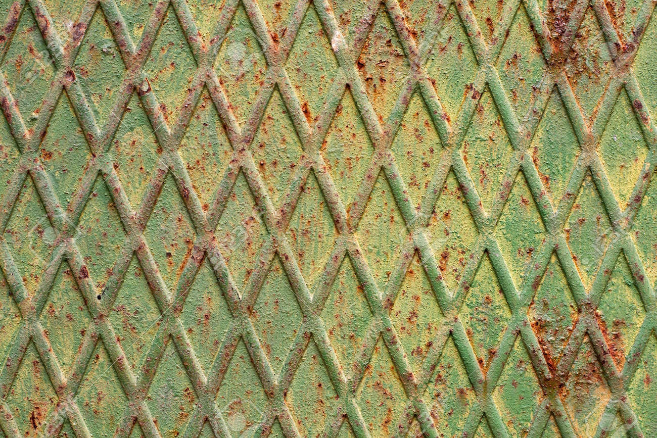 Rusty, old metal texture Stock Photo - 4581798