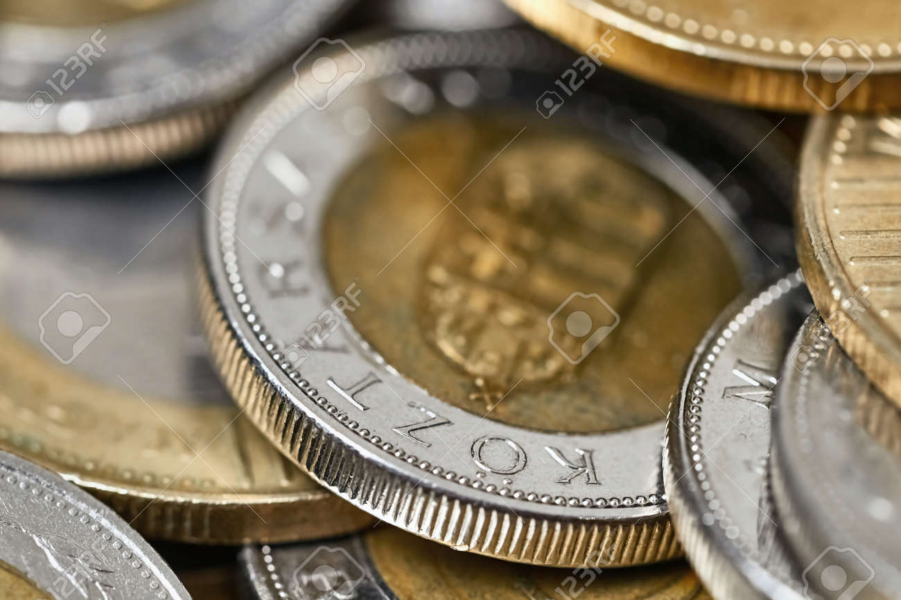 Many Coins 100 Hungarian Forint - 160358602
