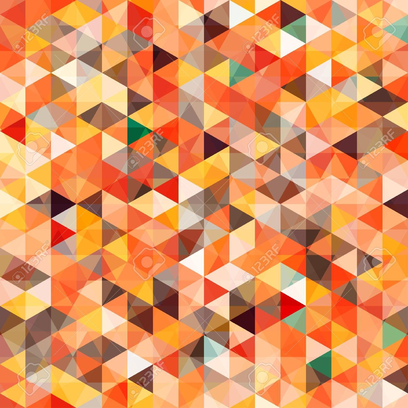 abstract triangle seamless Stock Vector - 15280242