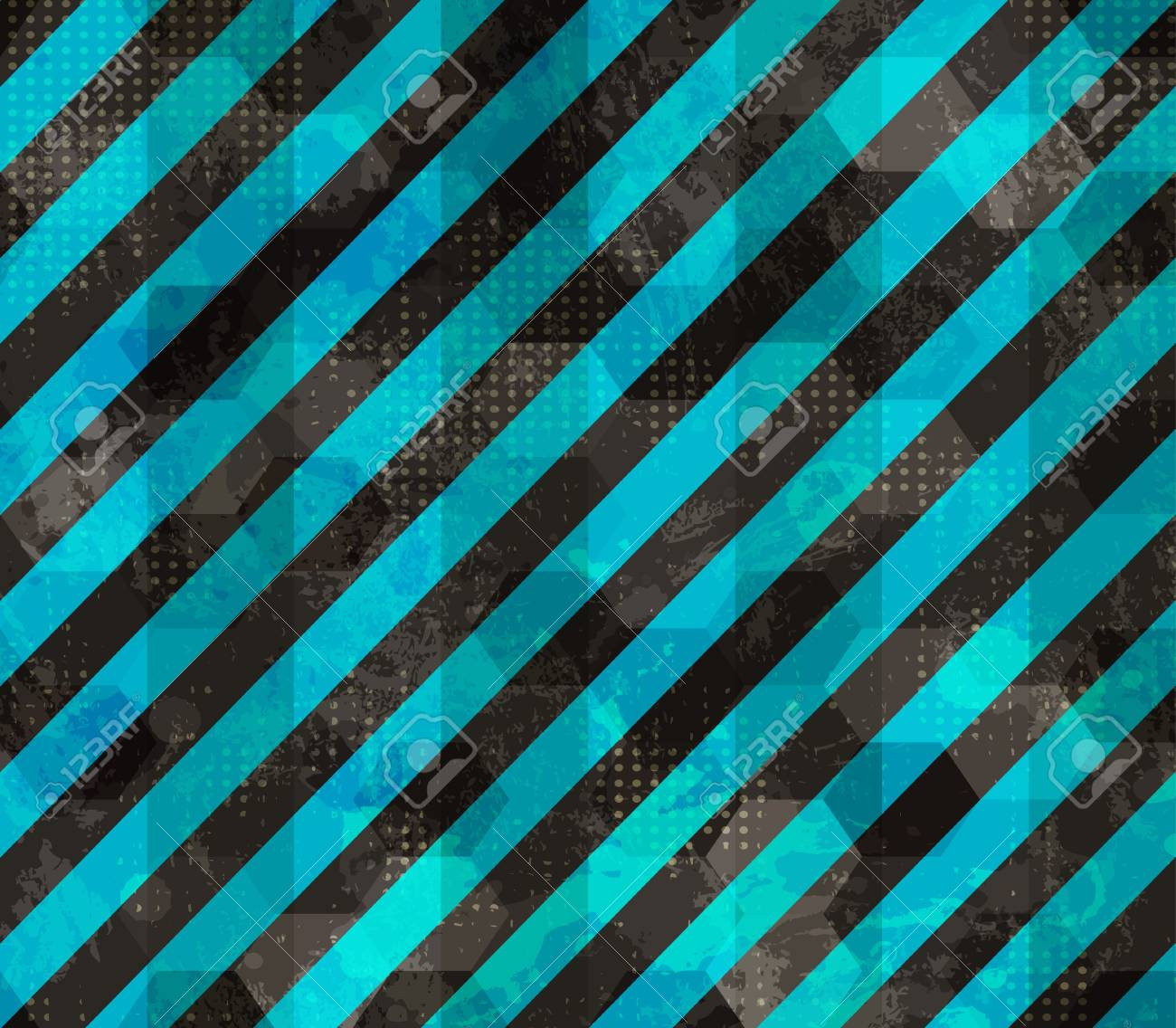 grunge line seamless pattern Stock Vector - 17621584