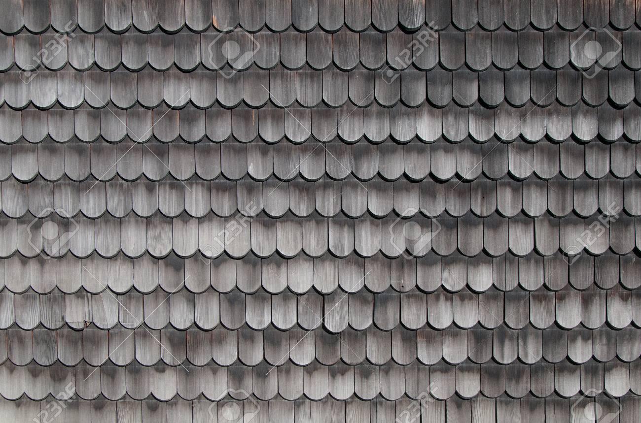 Dachziegel textur grau  Hölzerne Dachziegel Textur Lizenzfreie Fotos, Bilder Und Stock ...