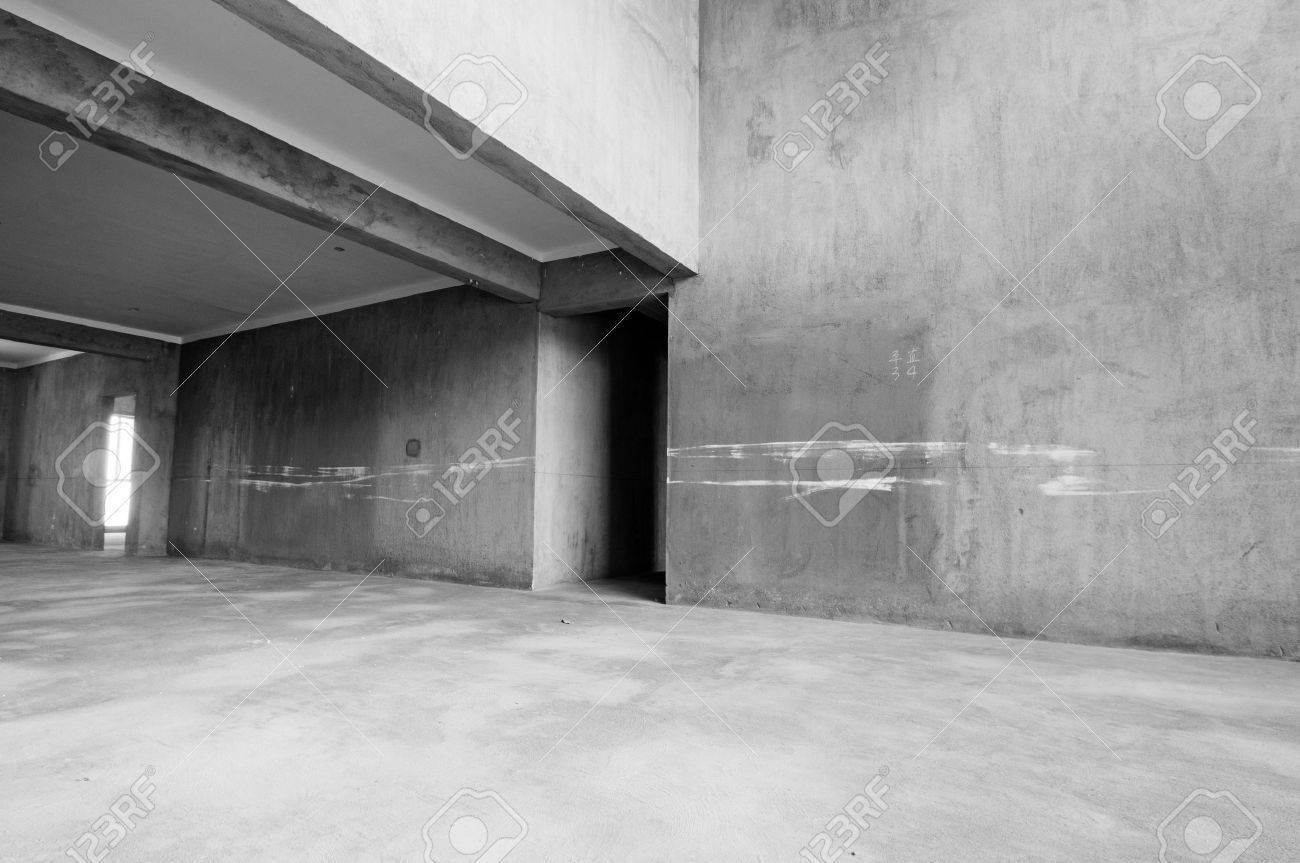 Empty room with sunlight Stock Photo - 19547278