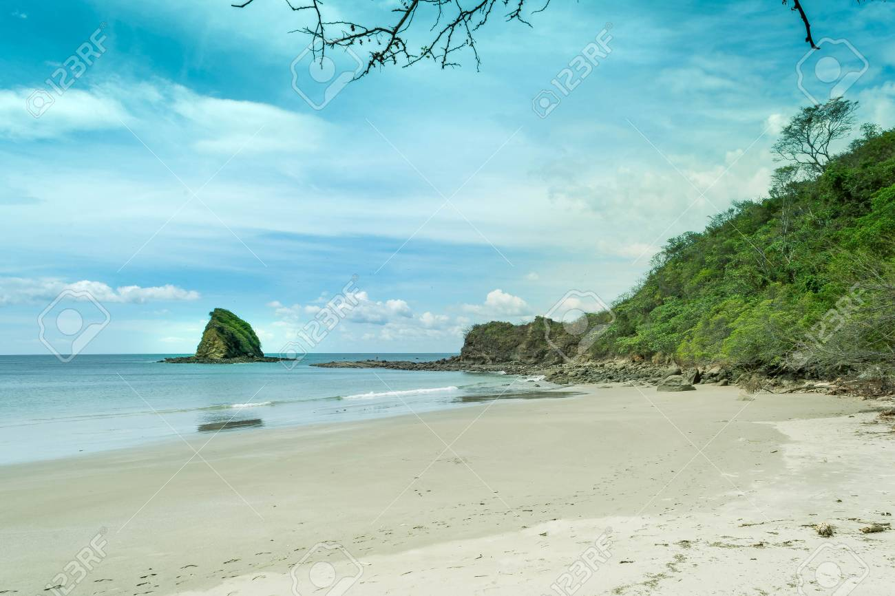 Rajada Beach Guanacaste Costa Rica Stock Photo Picture And Royalty Free Image Image 89849399