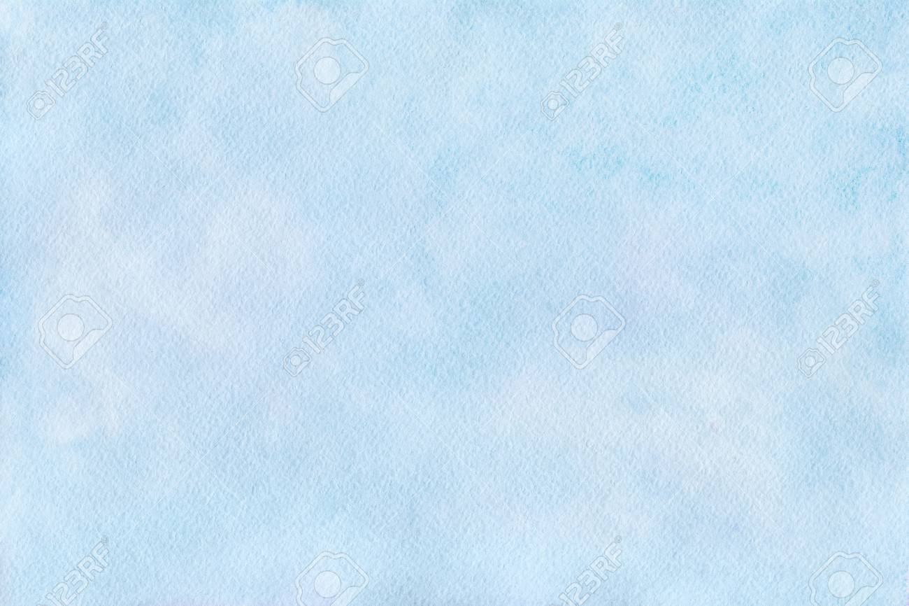 Gentle Blue Watercolor Background In Pastel Colors Sky Blue Stock Photo Picture And Royalty Free Image Image 119405574