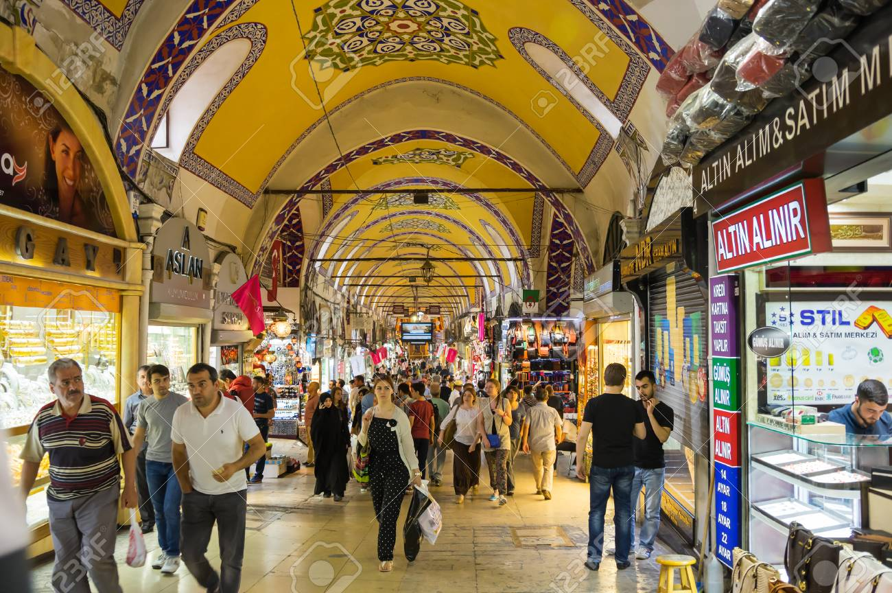 Shopping in Istanbul: reviews of tourists 46