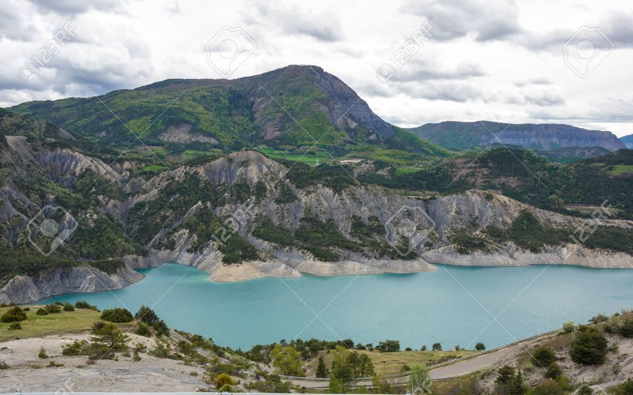 Lac Serre Poncon : Lake serre poncon lac de serre poncon is a lake in southeast