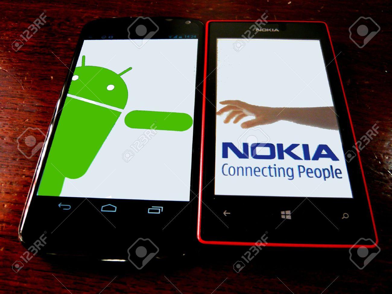 Daftar Harga Nokia Lumia 520 Update 2018 720 Resmi Cyan Hand Logo Parodie Erreichen Um Android Google Nexus 4 Und