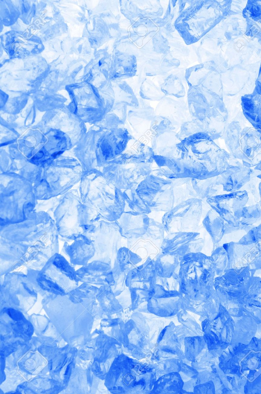Ice Cube Melting Wallpaper