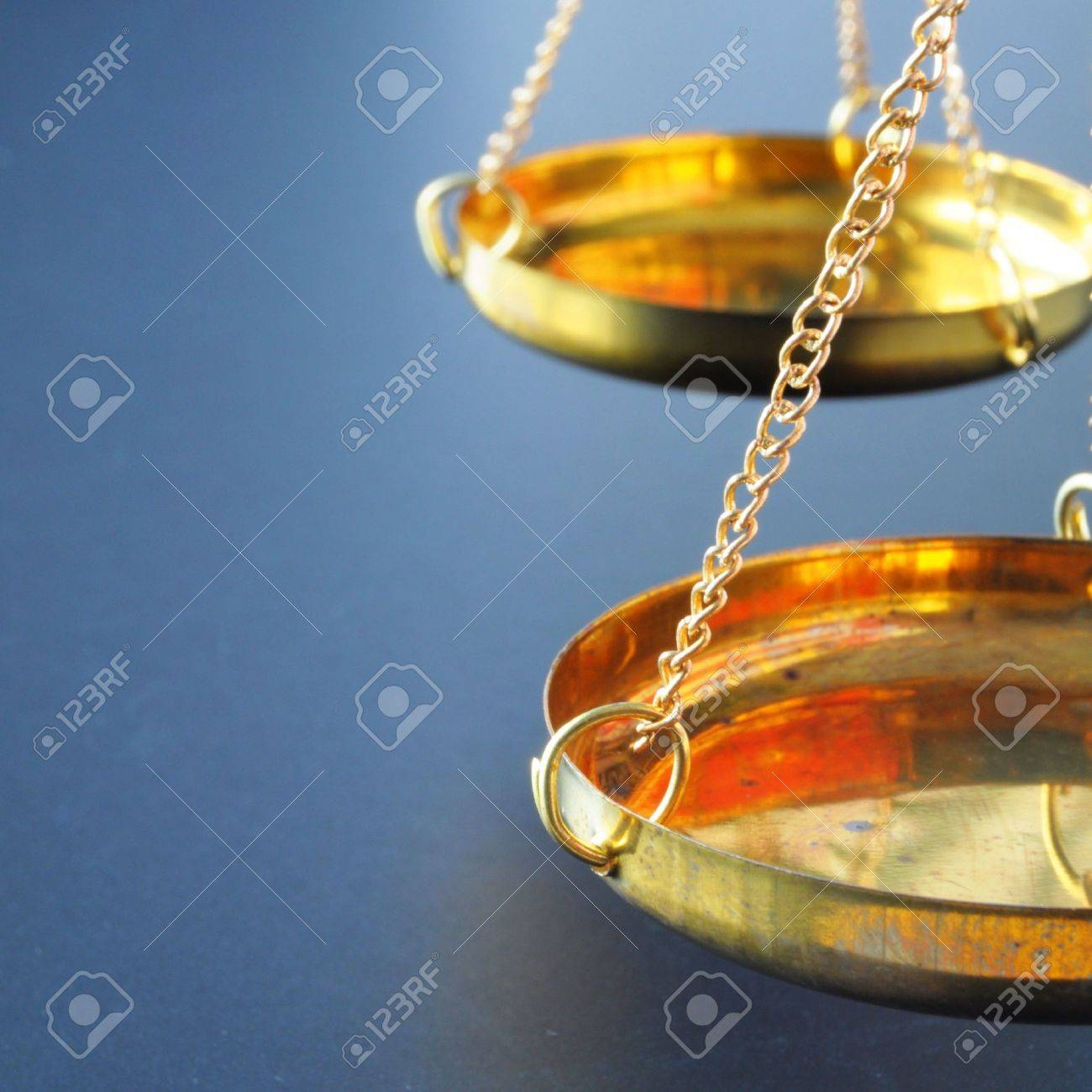 scale or scales with copyspace showing law justice or legal concept Stock Photo - 8705469