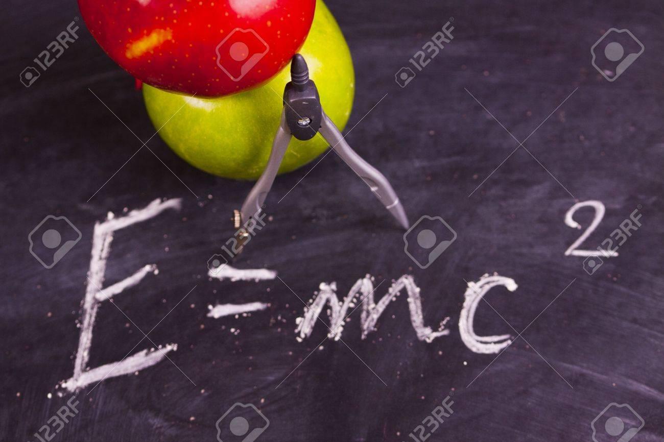 School equation Stock Photo - 5400912