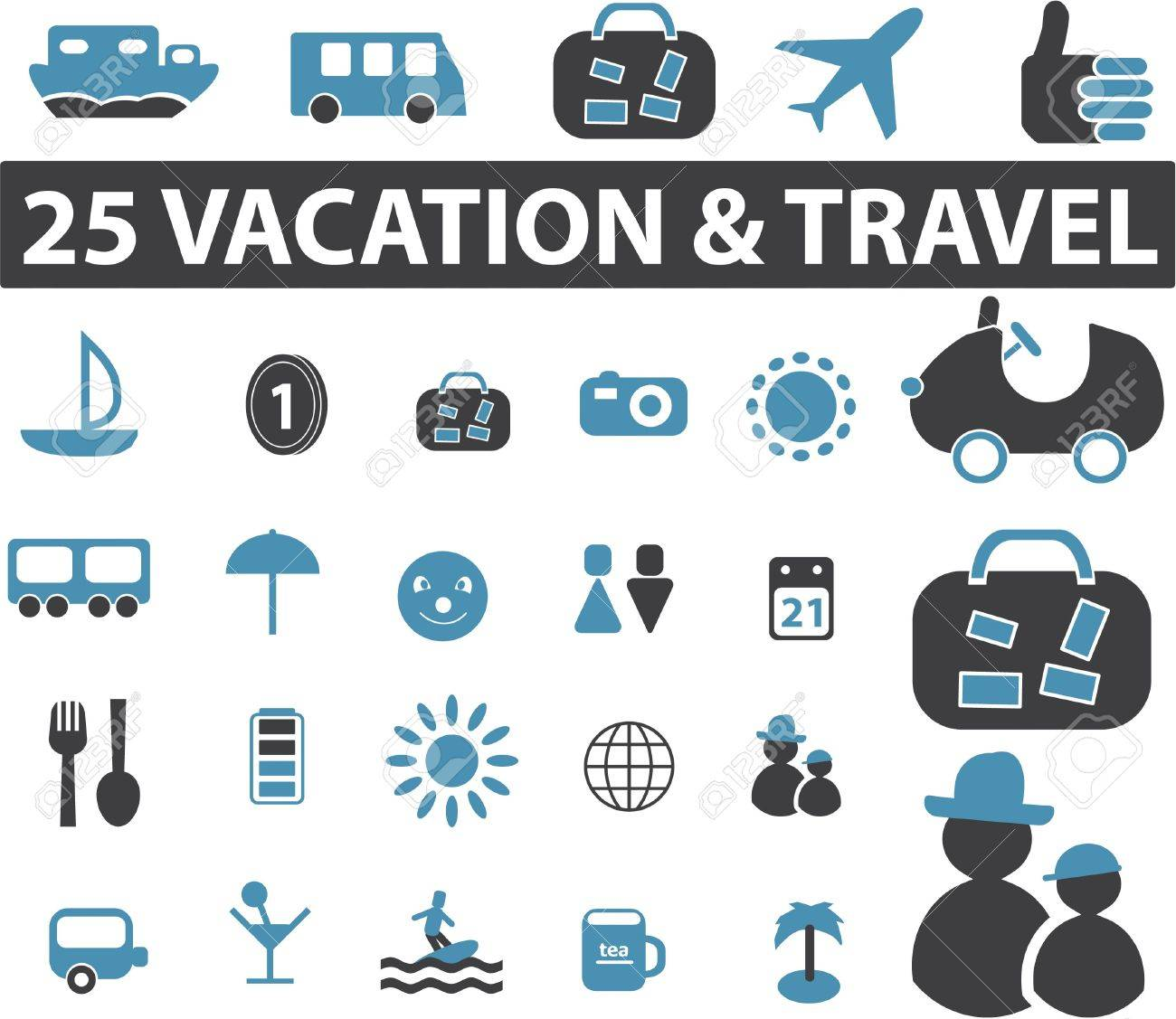 travel signs Stock Vector - 8905015