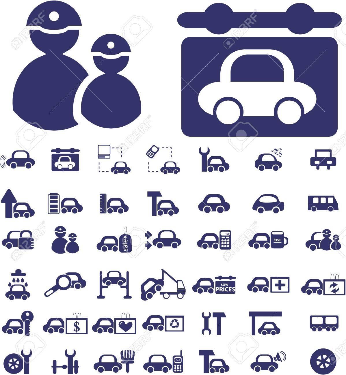 auto signs - 8953124