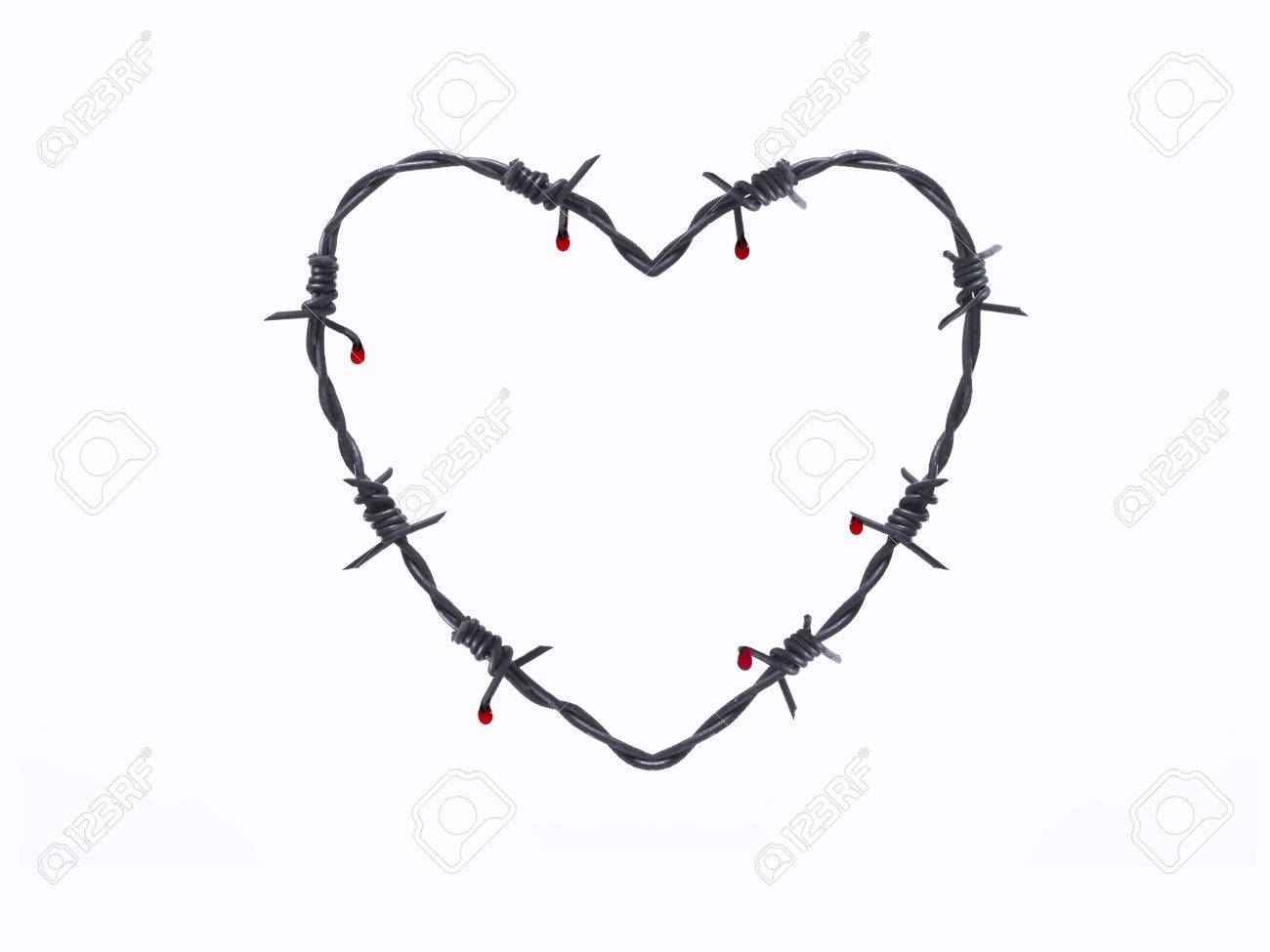 Barbed Wire Heart Clip Art Center Pad2pad Custom Printed Circuit Board Manufacturer Mahwah Nj In Shape Stock Photo Picture And Royalty Free Rh 123rf Com Drawings Graphics