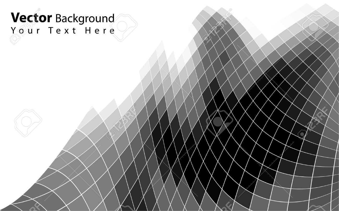 Background image grayscale - Vector Abstract Grayscale Background Stock Vector 10271533