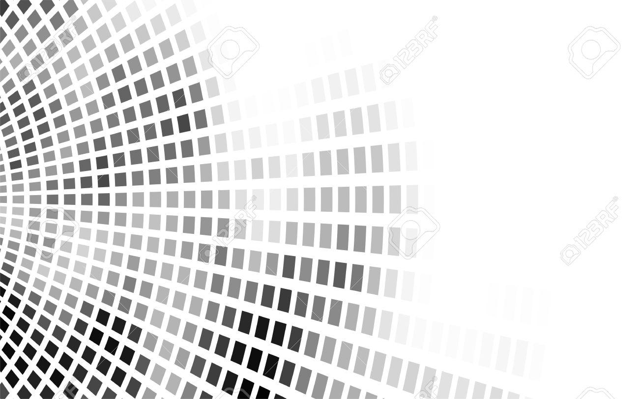 fondo de escala de grises de mosaico abstracto para el diseo foto de archivo