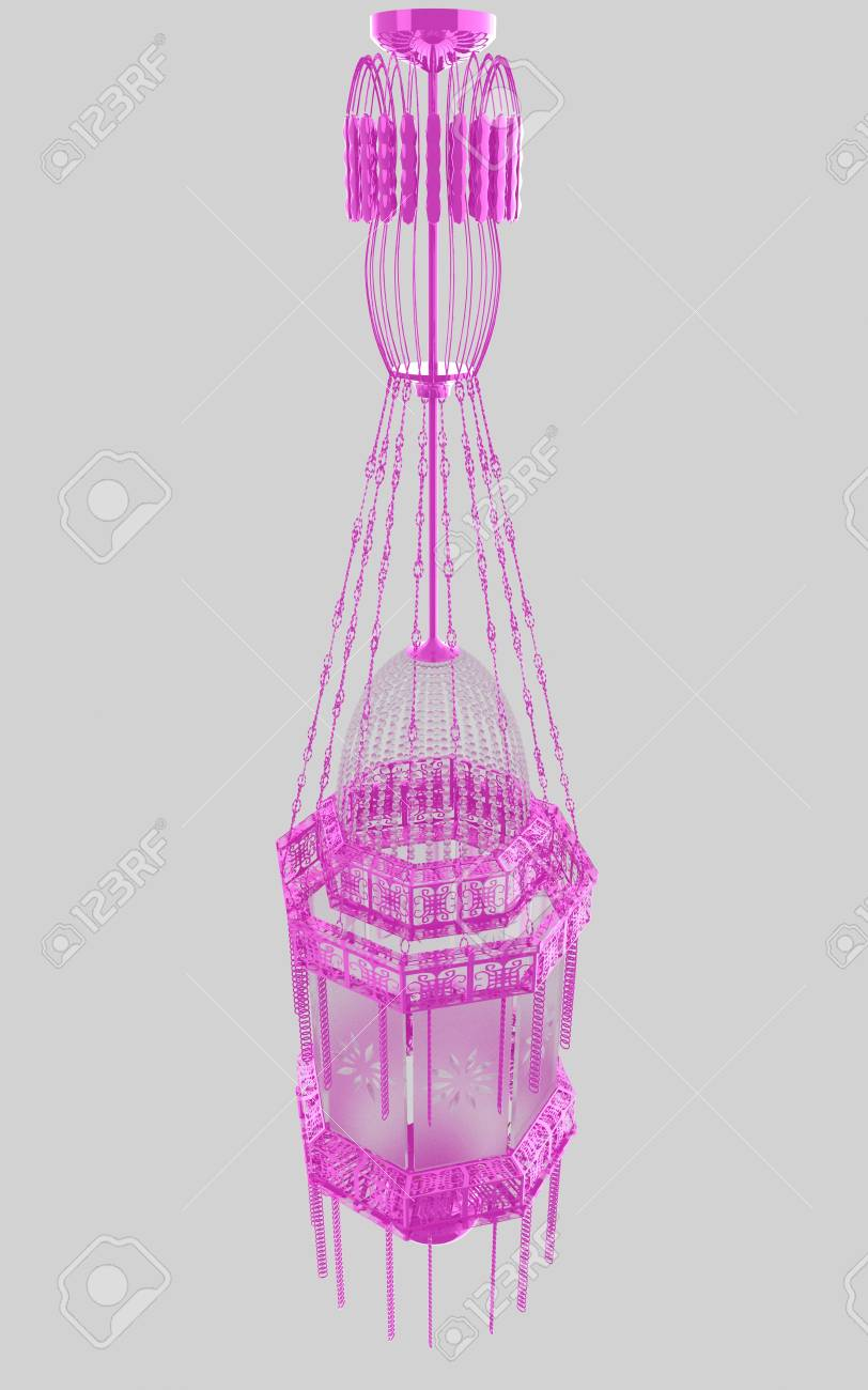 Traditional Arabic Lamp Stock Photo, Picture And Royalty Free ... for Traditional Arabic Lamp  155fiz