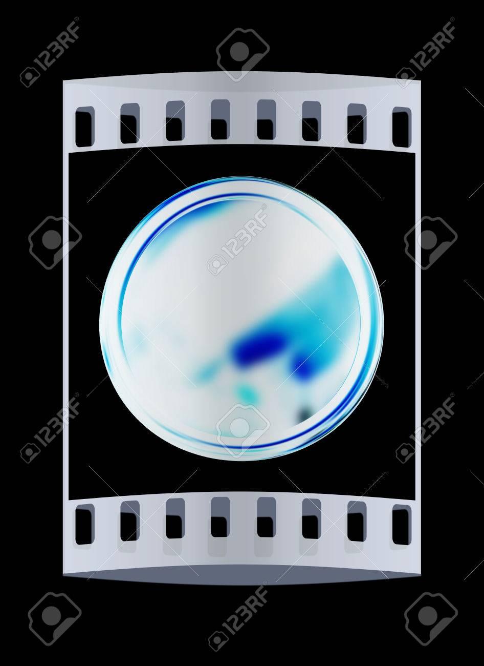 Film strip web