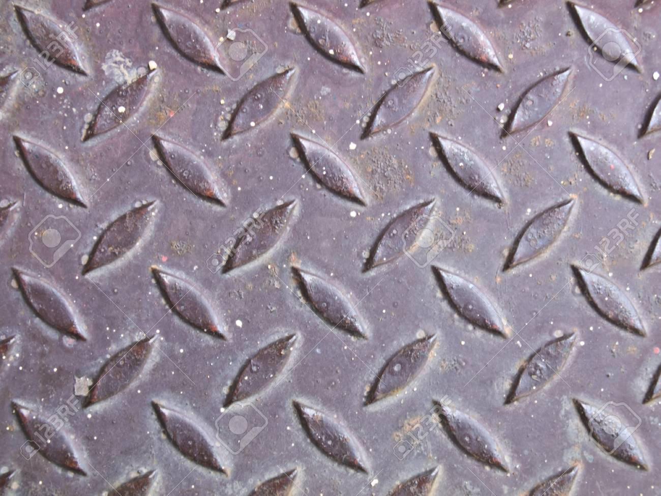Rusty metal grate background Stock Photo - 17836927