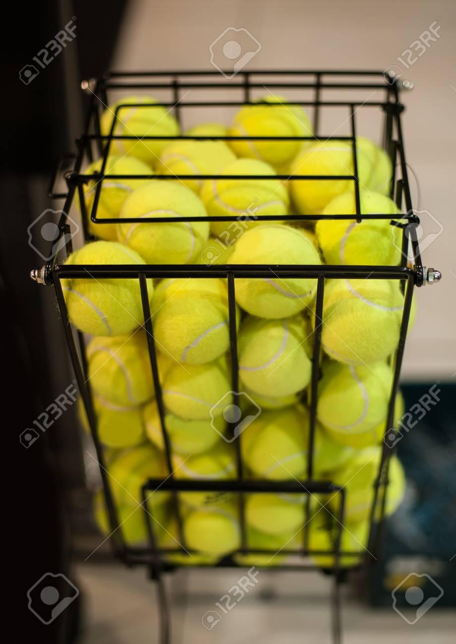 Senston Pelotas de Tenis 2pcs Amarillas de Pr/áctica con l/ínea