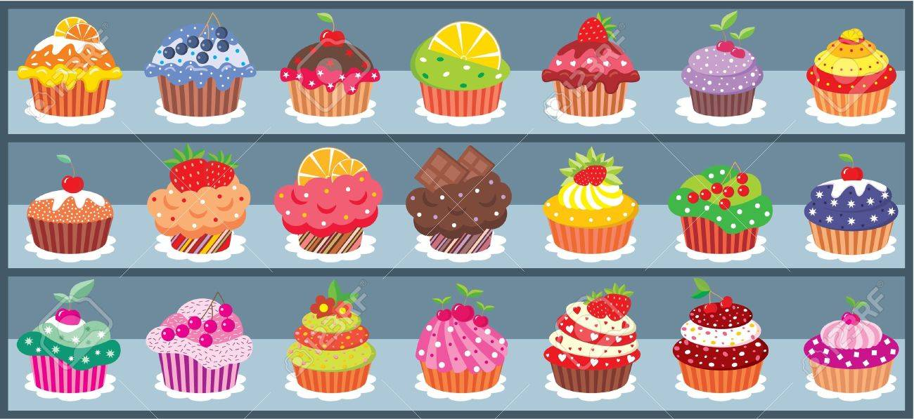 Sweet shop Stock Vector - 11376274
