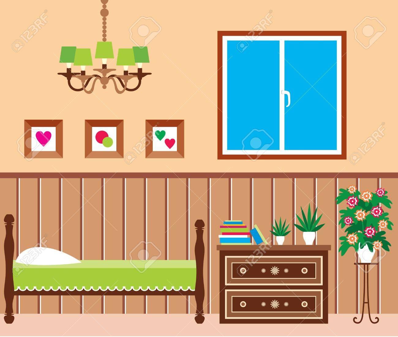Living room Stock Vector - 16034320