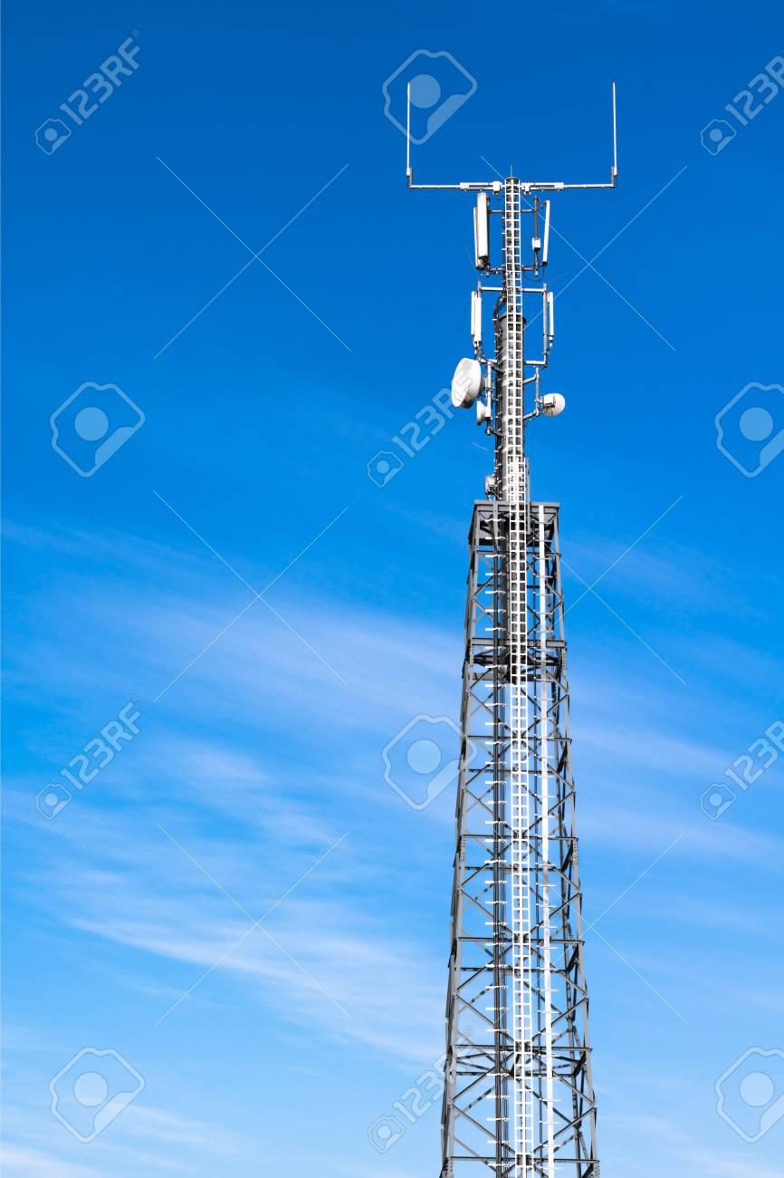 LTE Base Station Stock Photo - 16671374