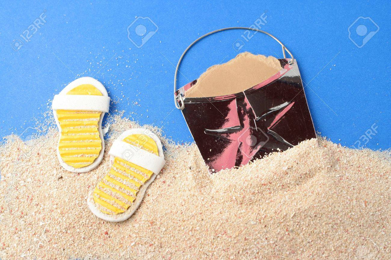 Items With Real Beach Sand