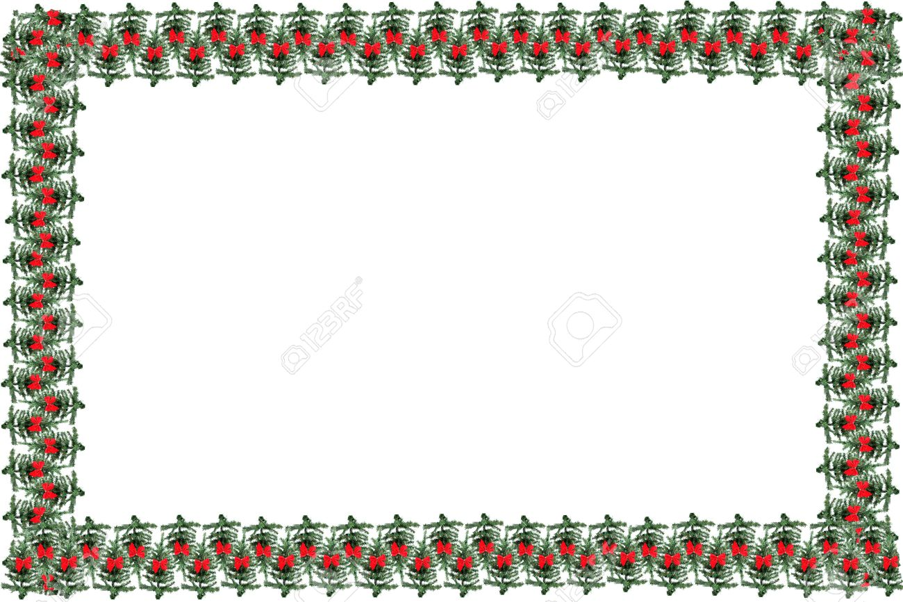 christmas card borders and frames - Romeo.landinez.co