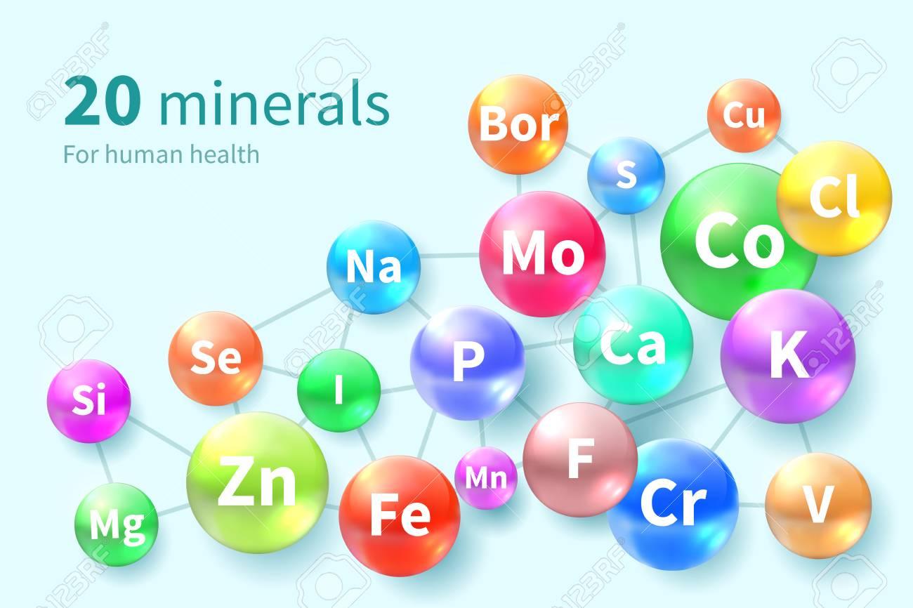 Vitamins and minerals. Supplement complex of mineral vitamin - 110685166
