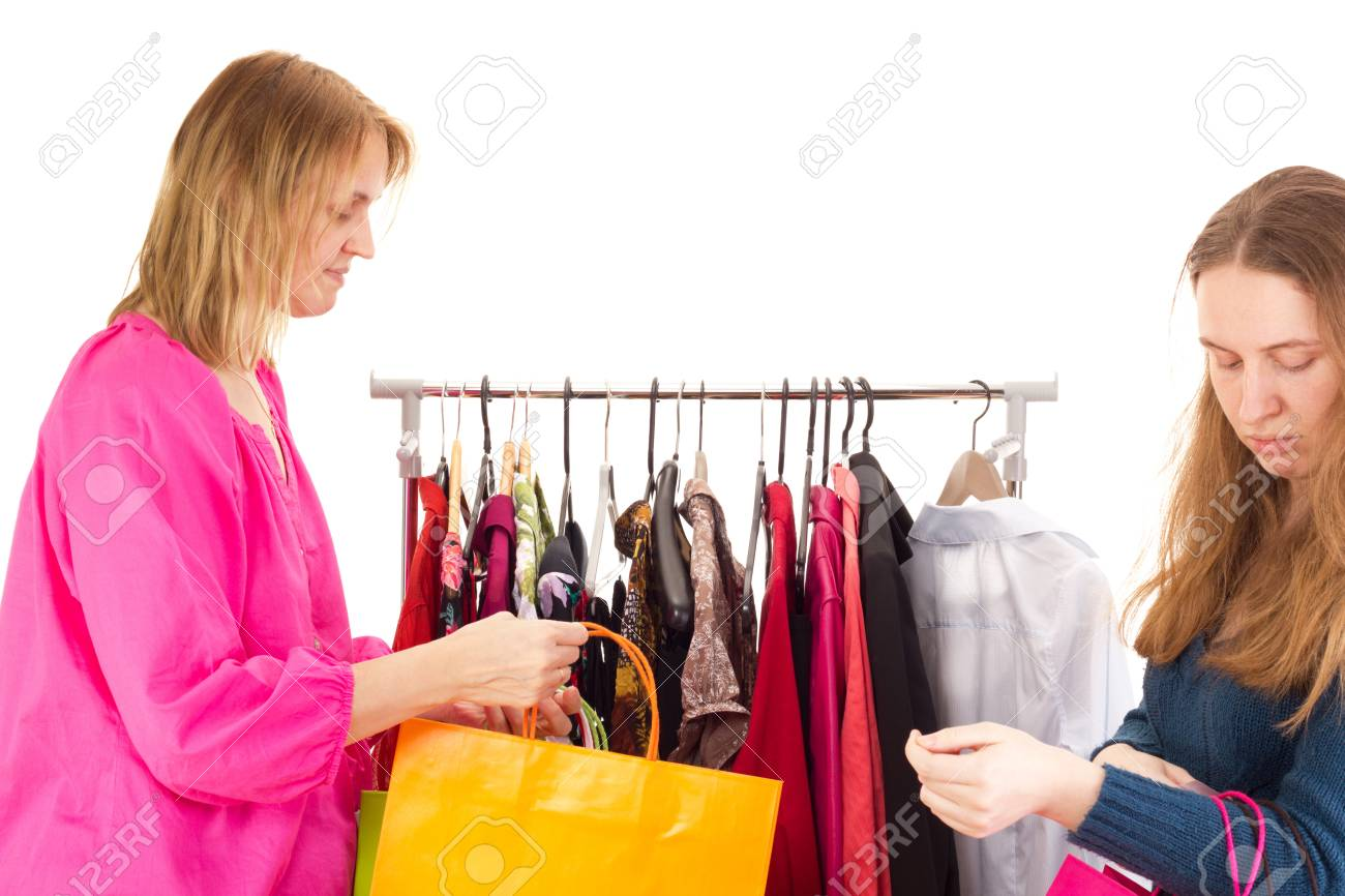 People on shopping tour Stock Photo - 16803266