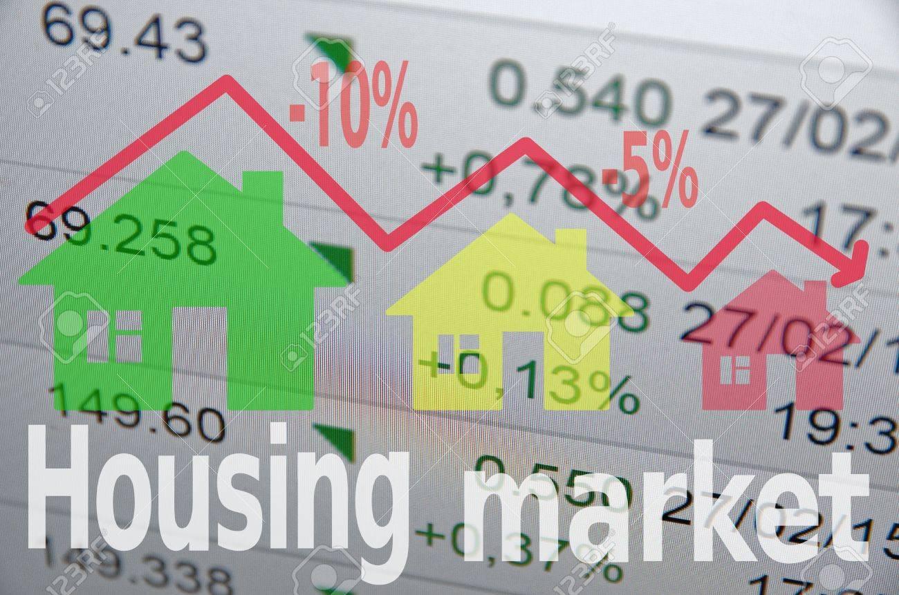 Housing market concept - 40244388