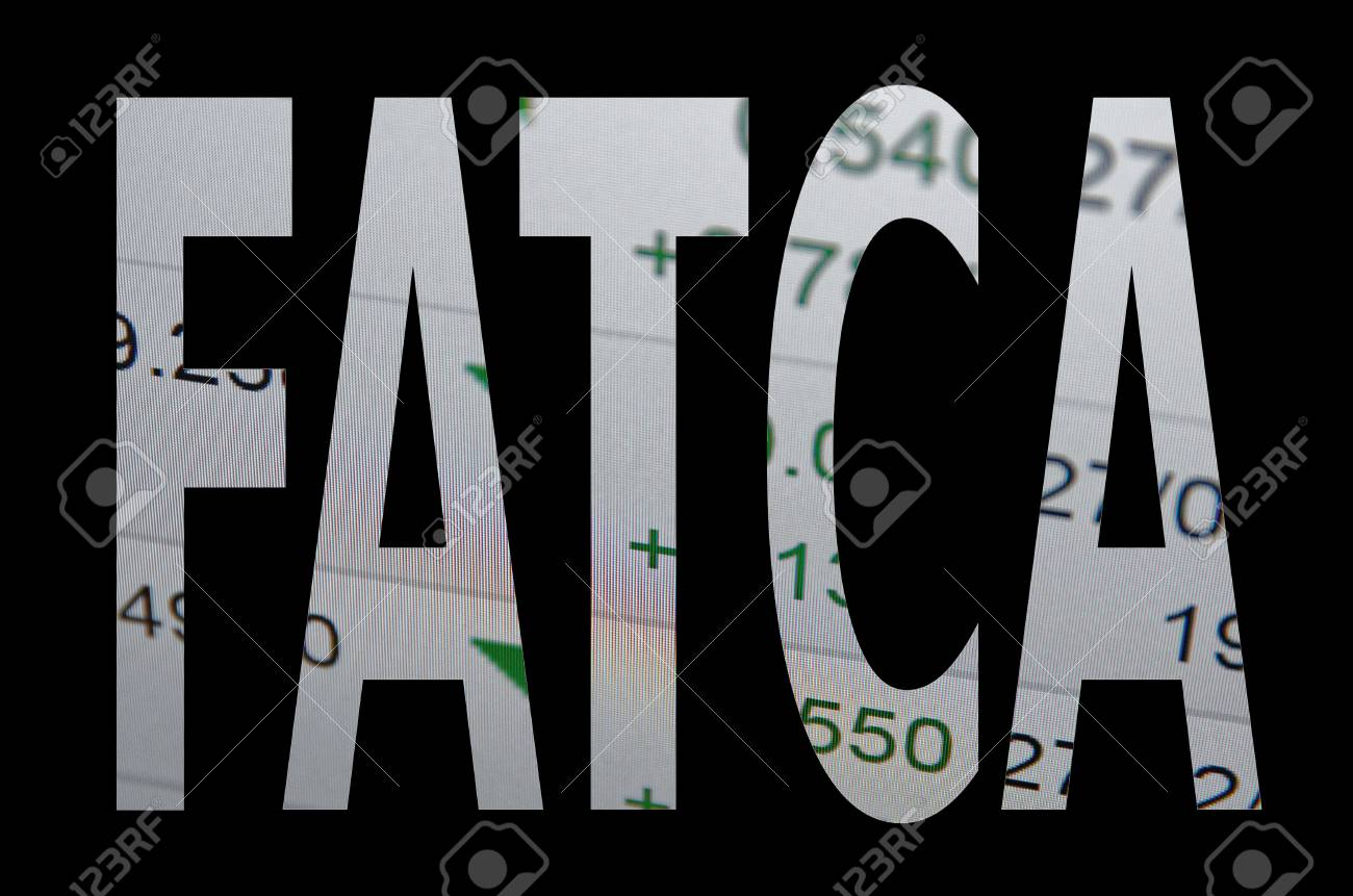 The Foreign Account Tax Compliance Act FATCA - 40300304