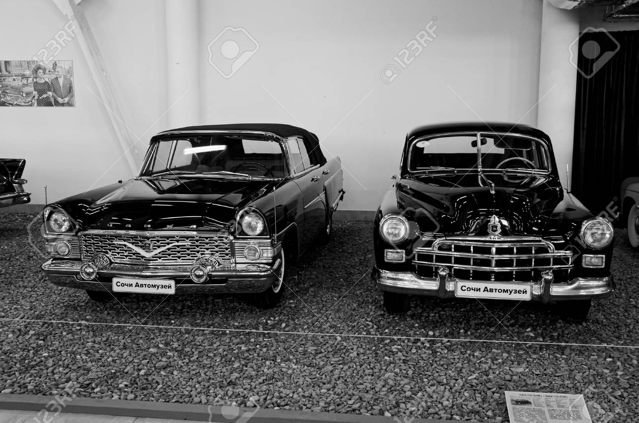 Sochi Auto Museum: location and prices