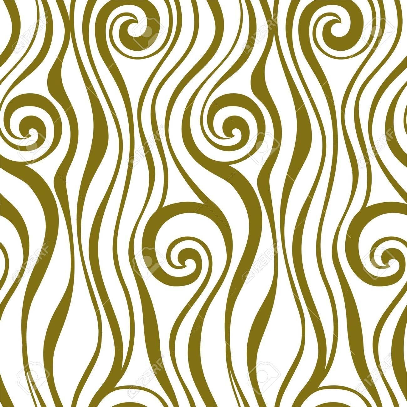 Fabric tree pattern - Vector Wood Pattern Seamless
