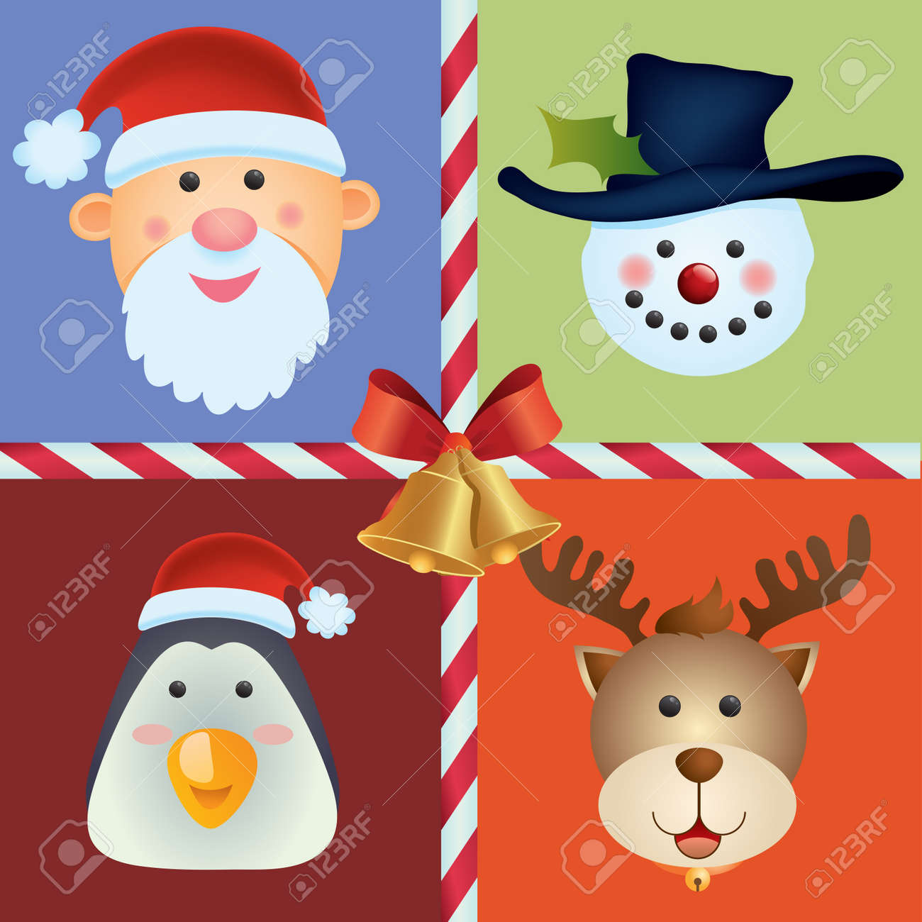 Christmas Icon Set Stock Vector - 11108320