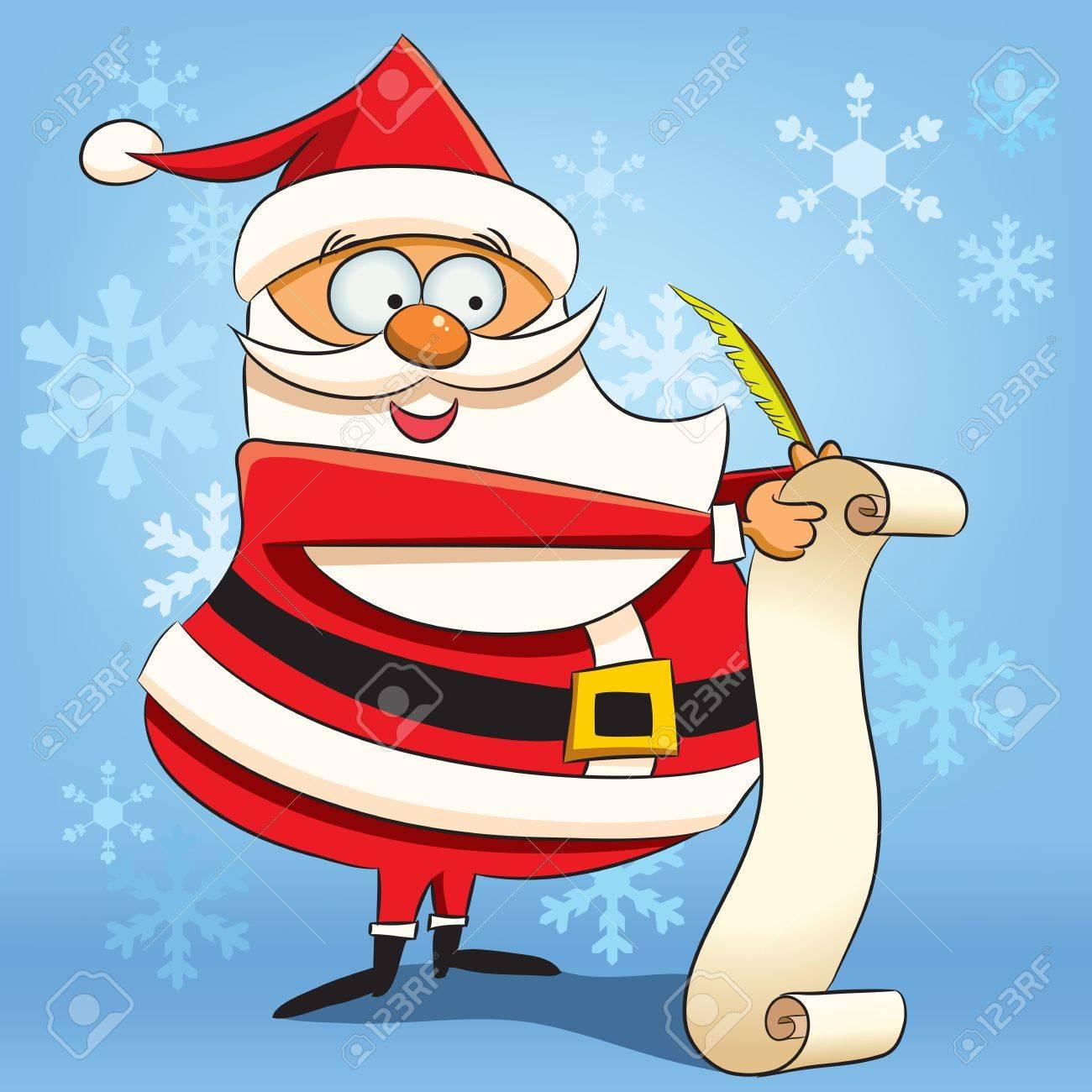 Santa Writing Wish List Royalty Free Cliparts Vectors And – Santa Wish List Online