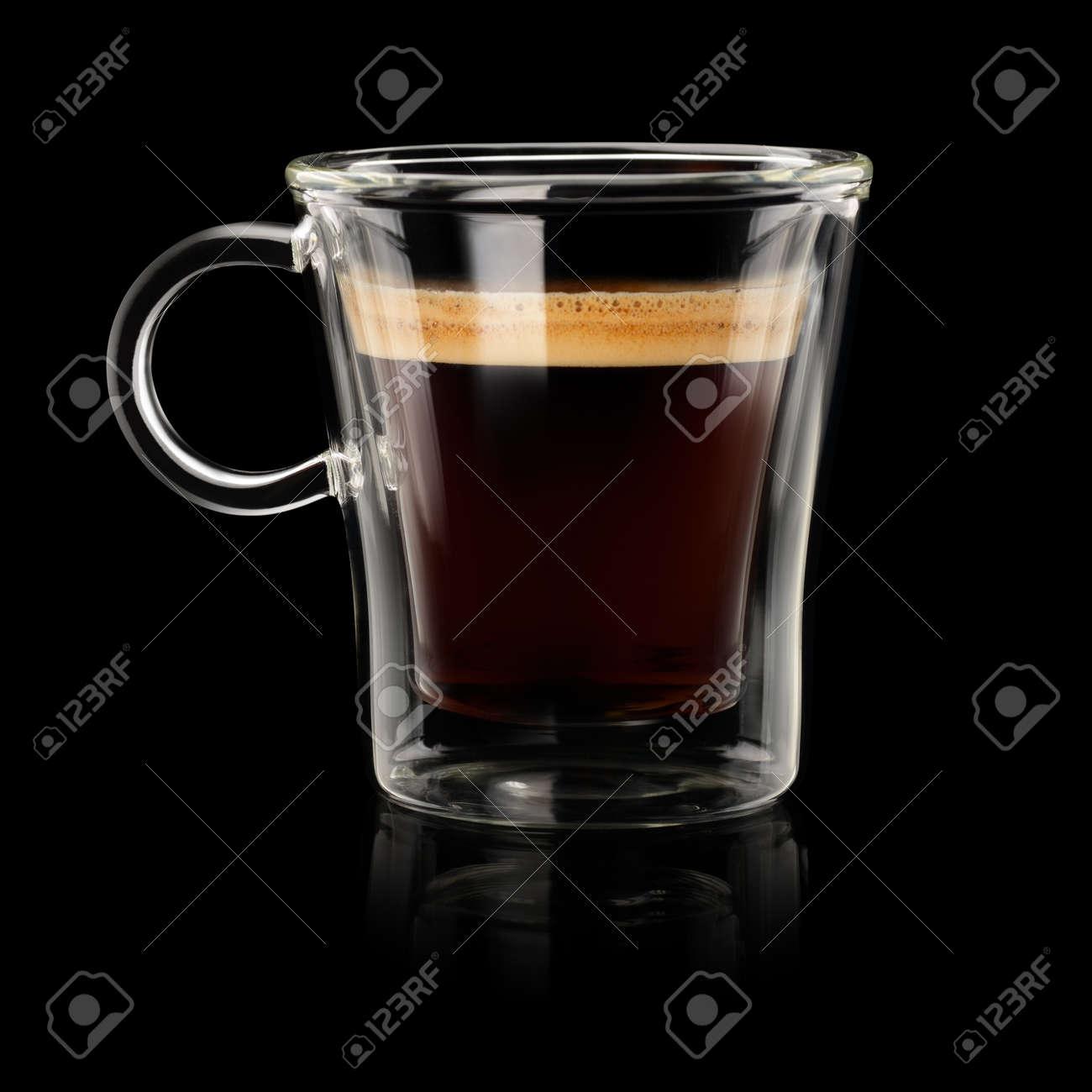 Verwonderlijk Immagini Stock - Caffè Doppio Espresso O Lungo In Tazza HQ-46