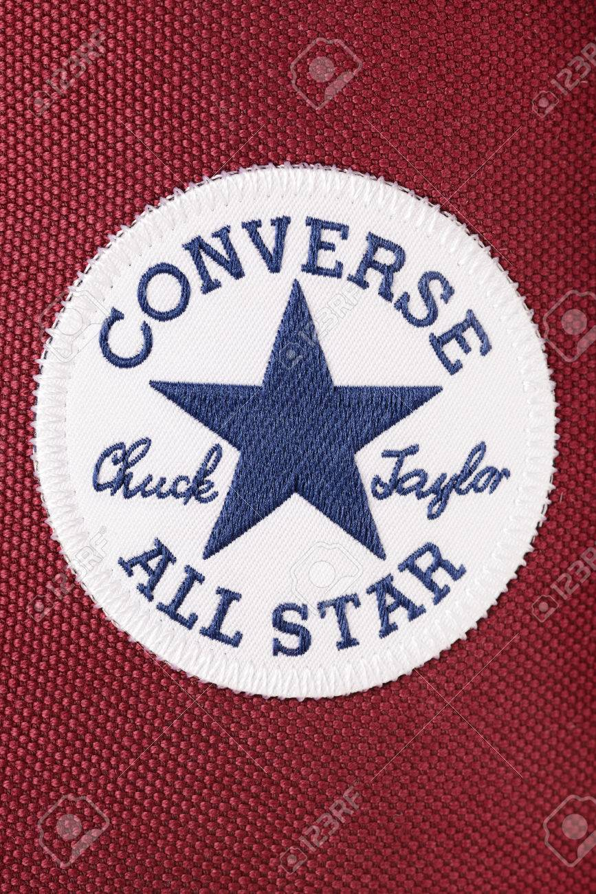 converse rouge 25